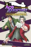 Miles Edgeworth Ace Attorney Vol 02
