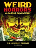 Weird Horrors & Daring Adventures Joe Kubert Archives HC Vol 01