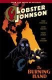 Lobster Johnson TP VOL 02 Burning Hand