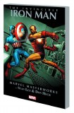 Marvel Masterworks Invincible Iron Man TP VOL 02