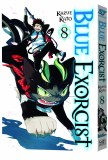Blue Exorcist Vol 08