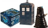 Doctor Who Tardis Dalek Salt and Pepper Set