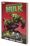 Incredible Hulk By Jason Aaron TP Vol 01
