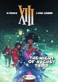 XIII Cinebook Ed GN VOL 07 Night of August Third