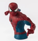 Spider-Man Previews Exclusive Bust Bank
