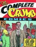 Complete Crumb Comics TP VOL 02 More Struggle