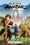 Avatar Last Airbender TP Vol 1 The Search