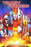 Transformers More Than Meets the Eye TP Vol 03