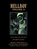 Hellboy Library Ed HC Vol 06 Storm Fury Bride Hell