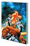 Fantastic Four TP Vol 01 New Departure New Arrivals