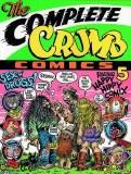 Complete Crumb Comics TP VOL 5 Happy Hippy