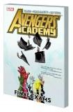 Avengers Academy TP Final Exams