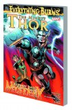 Mighty Thor Journey Into Mystery TP Everything Burns