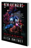 New Avengers Breakout Prose Novel MMP
