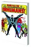 Inhumans TP Origin of Inhumans