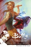 BTVS Season 9 TP Vol 04 Welcome to the Team