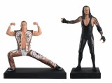 WWE Championship Coll #0 The Undertaker/Shawn Michaels Figurine 2 Pack