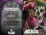 DCeased #4 Forbidden Planet NYC Exclusive Arthur Suydam Variant