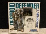 Macross Destroid Defender Die-Cast Model Kit- 1/144 Scale ADR-04-MK X