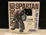 Macross Destroid Spartan Die-Cast Model Kit- 1/144 Scale MBR-07-MK II