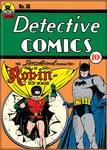 Detective Comics #38 Magnet