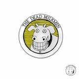 Dead Milkmen Logo Enamel Pin