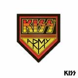Kiss Army Logo Enamel Pin