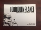 Forbidden Planet NYC Horizontal DIY Postcard