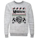 Famous Monsters Sweater