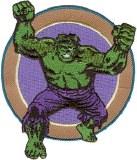 Marvel Retro Hulk Arms Patch