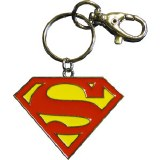 DC Comics Superman Logo Keychain