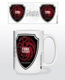 Game of Thrones Targaryen Sigil 15oz Mug