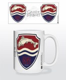 Game of Thrones Tully Sigil 15oz Mug