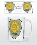 Game of Thrones Tyrell Sigil Mug