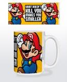 Super Mario Makes You Smaller Mug