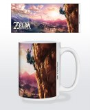 Legend of Zelda Breath of the Wild The Climb 11 oz Mug