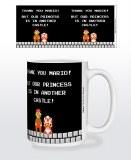 Super Mario Another Castle Mug