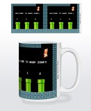 Super Mario Warp Zone Mug