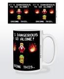 Legend of Zelda Breath of the Drink This Mug