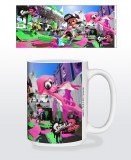 Splatoon 2 Game Cover Mug