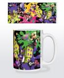 Splatoon 2 Splat Attack Mug