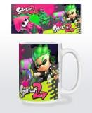 Splatoon 2 Squid Shot Mug