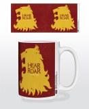 Game of Thrones Lannister Sigil Mug