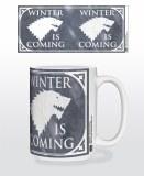 Game of Thrones Stark Winter is Coming Mug