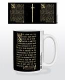 Game of Thrones Nights Watch Oath Mug
