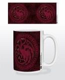 Game of Thrones Targaryen Circle Sigil Mug