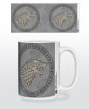 Game of Thrones Stark Circle Sigil Mug