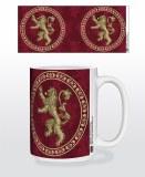 Game of Thrones Lannister Circle Sigil Mug