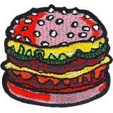 Burger Patchpin