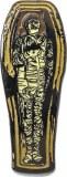 Mummy Coffin Glow in the Dark Enamel Pin